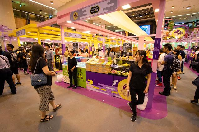 Centro commerciale Takashiama-Singapore