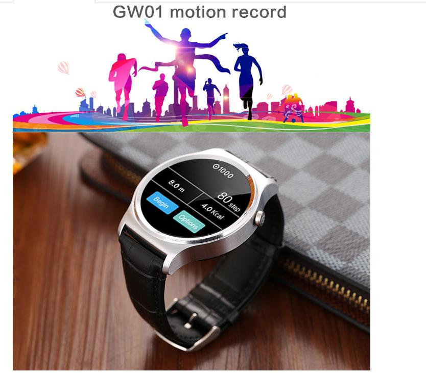 6329173c726e0 مواصفات وثمن ساعة Ulefone GW01 الذكية - موقع عرب شوبينج