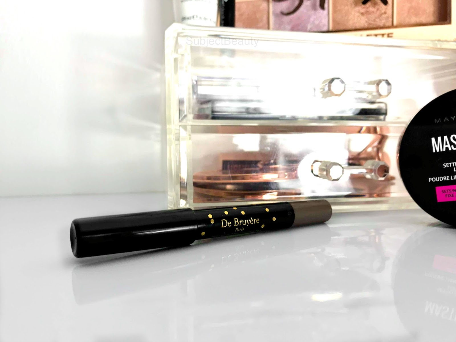 De Bruyere Jumbo Eye Pencil 5 makeup Bag Picks