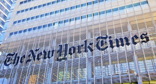 The Hate I Learned from the New York Times