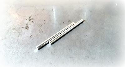 "Custom Aluminum Standoffs - 6-32 X 4"" Female/Female Round Standoffs"