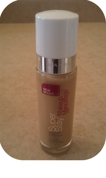 Maybelline Superstay Foundation Full Coverage