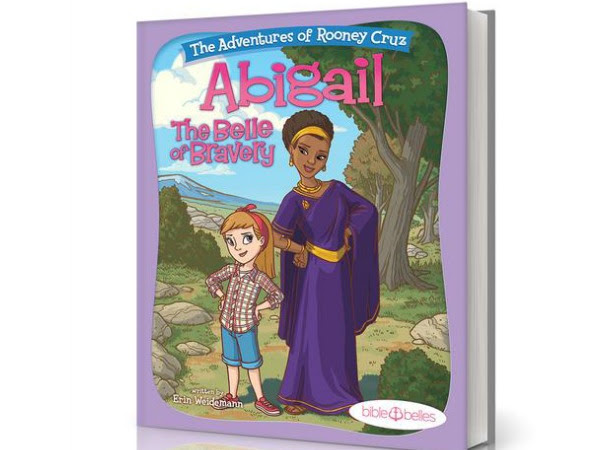 Abigail : Belle of Bravery - Review + Giveaway