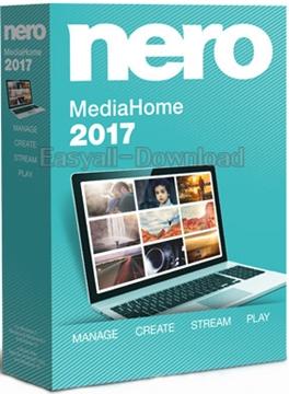 Nero MediaHome Standard 2017 18.0.8 [Full Key] โปรแกรมจัดการไฟล์มีเดียและความบันเทิง