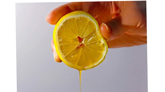 Benefits of Lemon.Top and best 12 various informations.