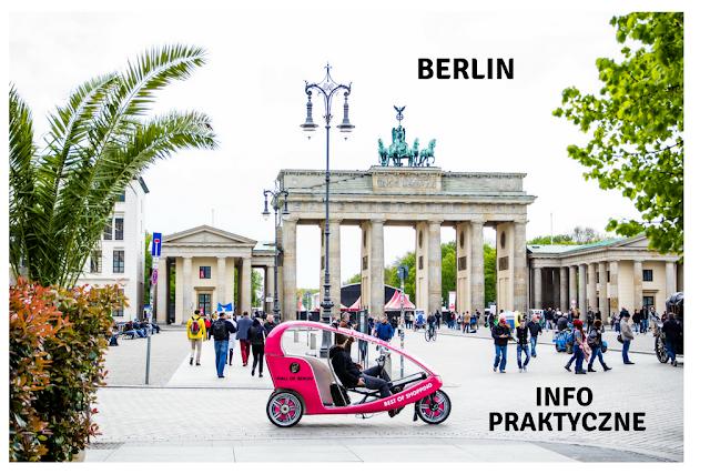 Na długi weekend ... BERLIN info praktyczne