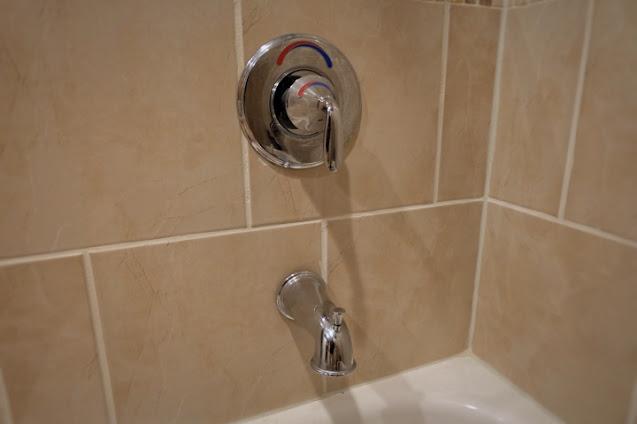 shower faucet handle