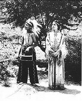 Cherokee traditional dress images