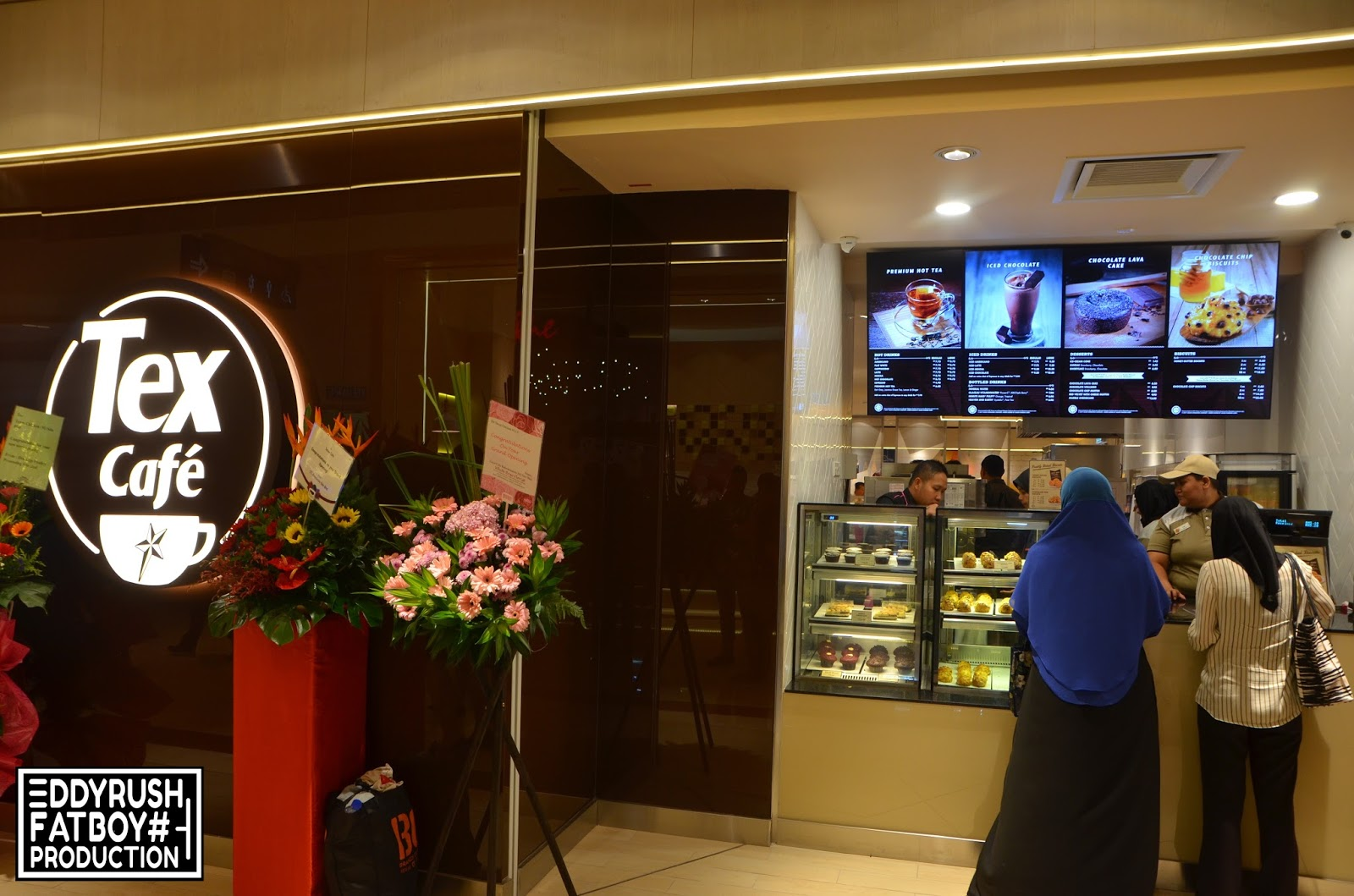 Texas Chicken Opened The 42th Outlet in KLCC