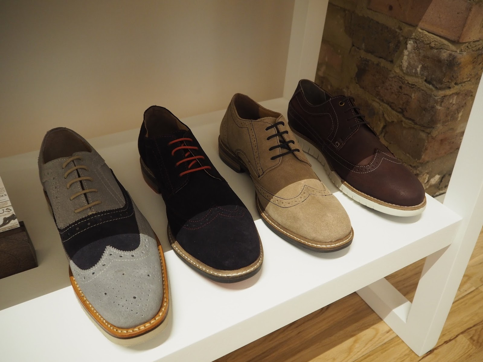 Jacobson group, Lotus shoes press day SS17