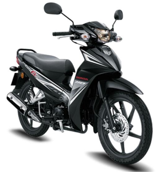 10 Motosikal Yang Paling Jimat Minyak Di Malaysia