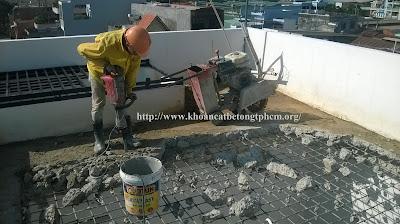 Khoan cắt bê tông quận Phú Nhuận 1