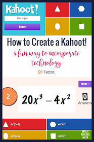 Have you used Kahoot! in your classroom?  It's a great game that incorporates technology (and it's free!).  My high school students LOVE it, but it would even work for elementary or middle school students.