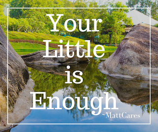 Your Little is Enough