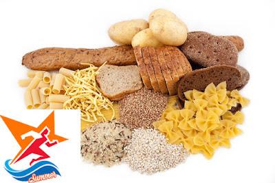 Hạn chế tinh bột trong thực đơn ăn uống để giảm mỡ bụng thon gọn vòng 2