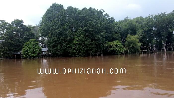 Wisata Susur Sungai Kahayan Di Palangkaraya Mom Of Trio S World