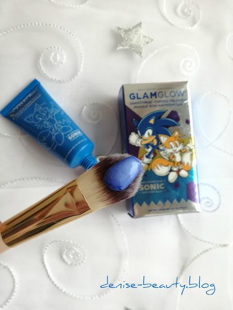 GlamGlow Maske