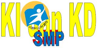 KI dan KD Kurikulum 2013 SMP Revisi