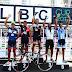 Dois ciclistas do Time Jundiaí chegam ao pódio da 1ª etapa da LBC Cup