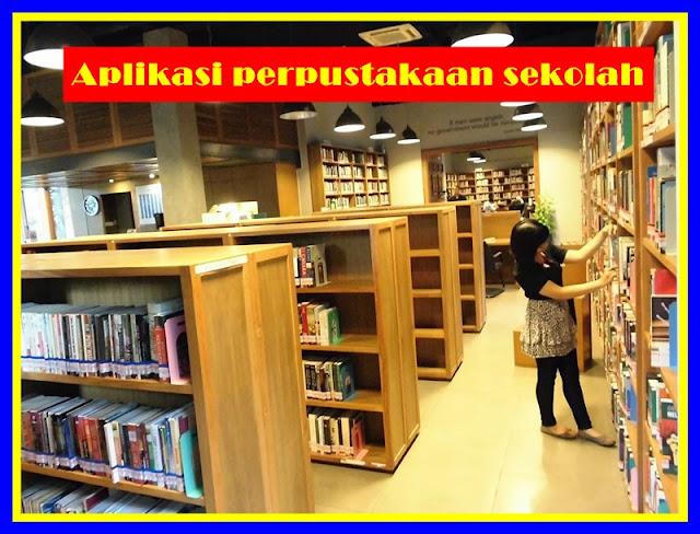 Aplikasi Administrasi Perpustakaan Sekolah Versi Terbaru