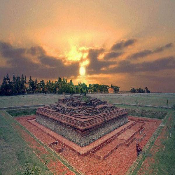 wisata Candi Jiwa di karawang