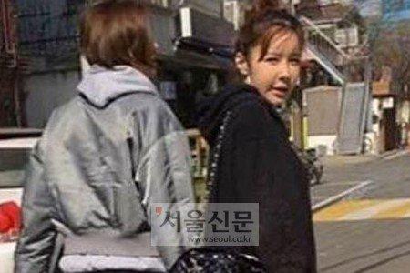 Junhyung and park bom dating rumors