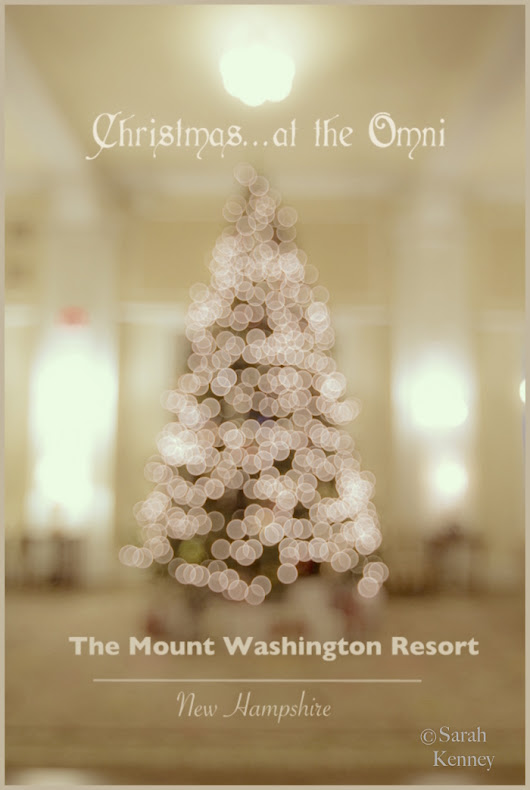 Thyme: Pretending to be Eloise for a day...at The Omni Mount Washington Resort