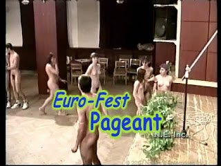 RussianBare. Euro Fest Pageant. Part-1.