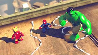 LEGO Marvel Super Heroes (XBOX360)