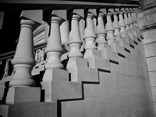 Back Steps Of The Capitol