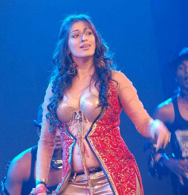 Laxmi Rai Hot Dance Pic from Khaidi No. 150