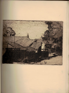 An Old Farm - Frank Brangwyn, A.R.A.
