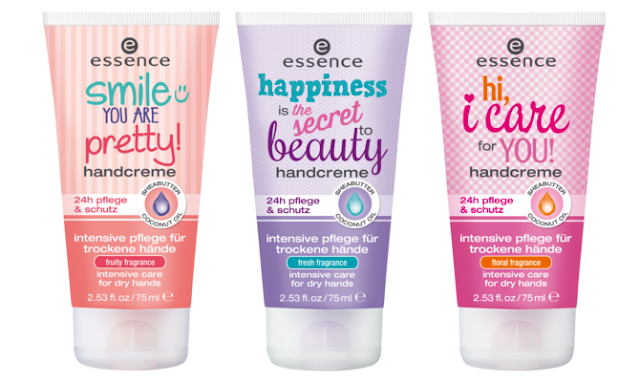 essence 24h Hand Protection Balm - Limited Edition LE - Oktober 2015