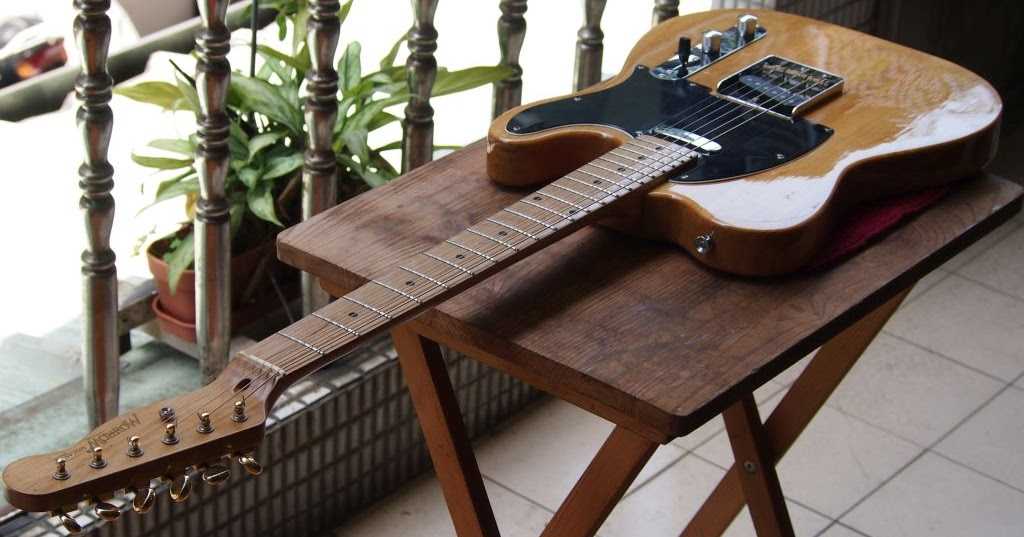 how to set up a fender telecaster style guitar diy strat and other guitar audio projects. Black Bedroom Furniture Sets. Home Design Ideas