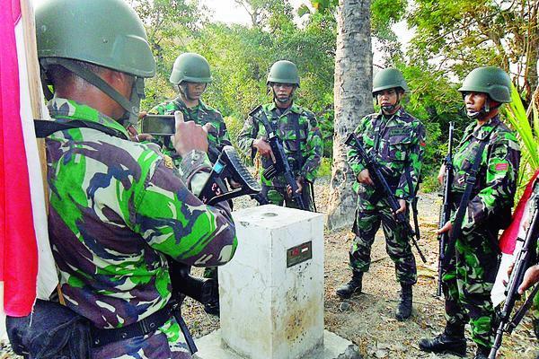 Sengketa Perbatasan Indonesia Dan Timor Leste Semakin Memanas