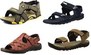 Sandals & Floaters – Flat 50% – 75% Off on Puma, Lotto, Power, Woodland, Bata, Reebok @ Amazon
