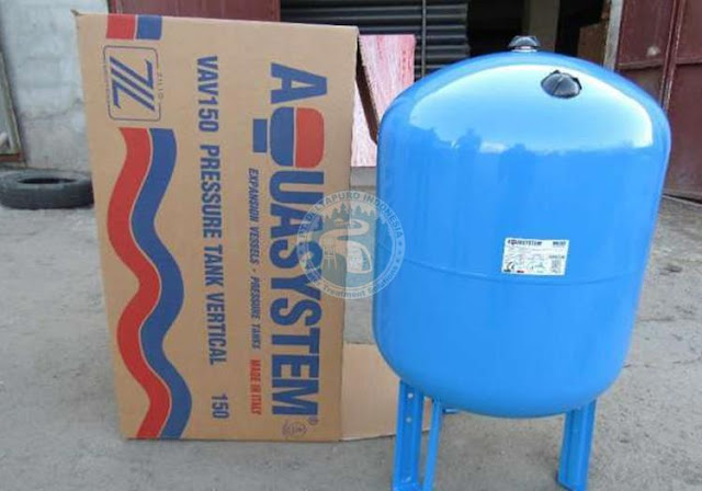 Pressure Tank Aquasystem 150 Liter