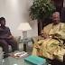 Acting president Yemi Osinbajo receives ex-Vice President, Namadi Sambo at Aso Rock [photo & video]