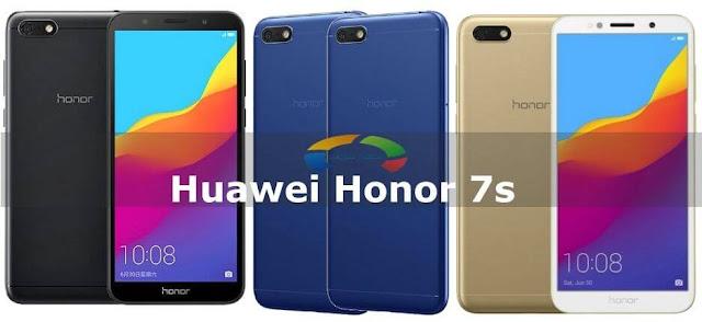 مواصفات وسعر هاتف Huawei Honor 7s بالصور والفيديو