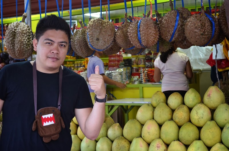 Exploring Davao City: Davao's Iconic fruit, the Durian!