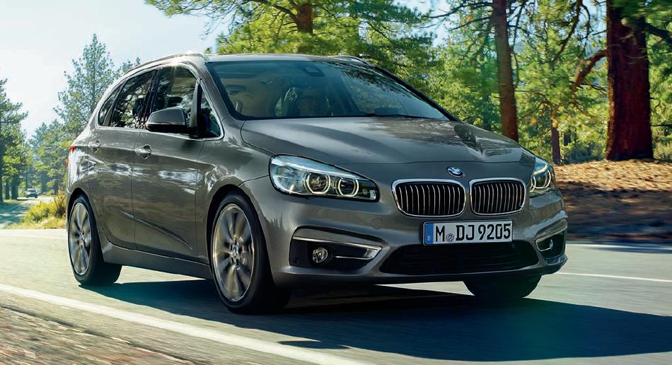 Prezzi nuova BMW Serie 2 Active Tourer: Prezzo base e listino ufficiale