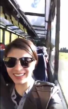Angel Locsin Enjoys her Vacation Trip! This Video Shows Nothing but Pure Happiness!