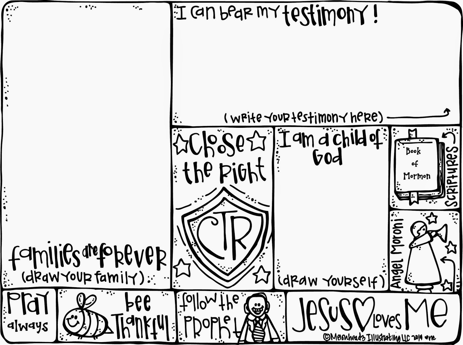 Free coloring pages of armor shield of faith