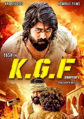K.G.F: Chapter 1 (2018) full hd Hindi 480p WEB-HDRip 450MB