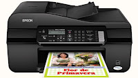 Epson Stylus Office TX320F Drivers controller