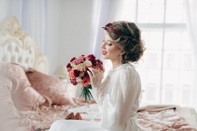 Фотосъемка утра невесты