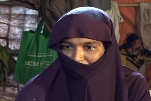 Hamil Setelah Diperkosa 5 Tentara Myanmar, Muslimah Rohingya Melahirkan di Pengungsian