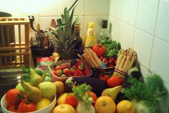 Coup de coeur : Le panier de fruits et légumes détox