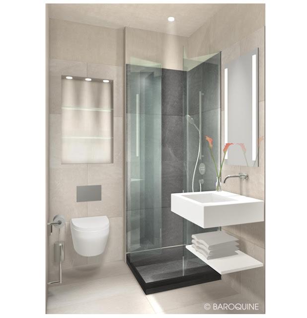 baroquine hotelb der standard bad 2 qm hh winterhude. Black Bedroom Furniture Sets. Home Design Ideas