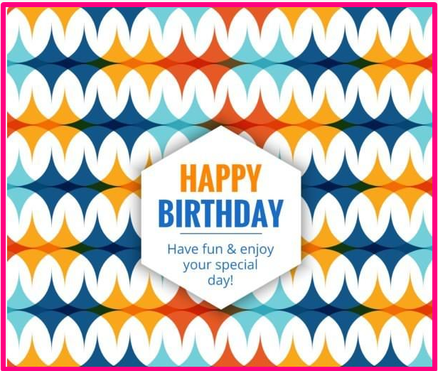 Happy Birthday Images For Facebook Friends